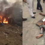 Gas Explosion Wreaks Havoc In Lagos (PHOTOS)