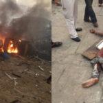 Gas Explosion Wreaks Havoc In Lagos (PHOTOS)