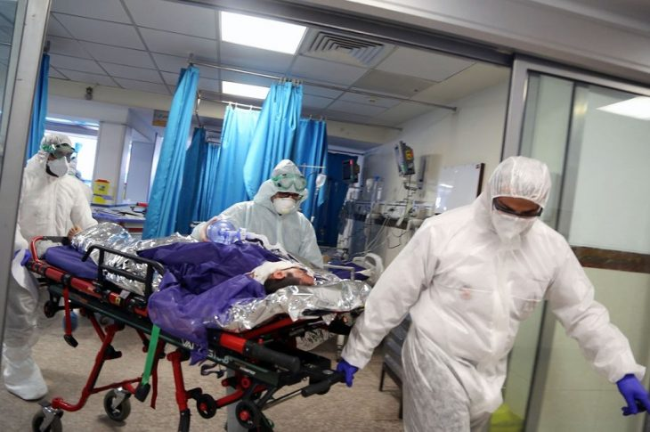 We Are Struggling To Cope With COVID-19 Patients- Doctors