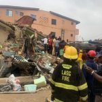 Many Trapped, Feared Dead As 3-Storey Building Collapses In Lagos