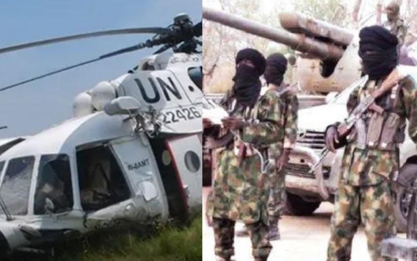 Buhari Condemns Boko Haram's Attack On UN In The North East