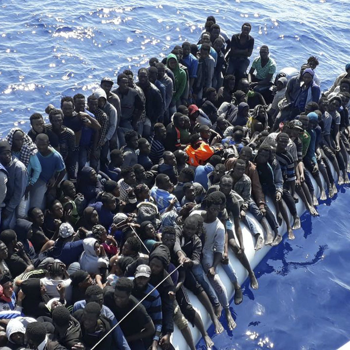 72 Africans Die Of 'Extreme' Abuse Every Month Crossing Into Europe - UN