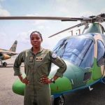 Tolulope Arotile: Nigeria's First-ever Female Combat Helicopter Pilot Dies At 23
