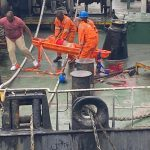 Ship Misshape Claims Sailor's Life, Leaves Another In Critical Condition