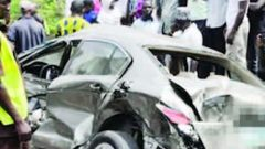 Two Dead, One Injured In Ogun Auto Crash