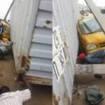 Oshodi-Badagry Expressway: 20-Feet Container Kills Two, Others Injured