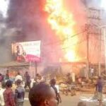 Another Gas Explosion Kills One, Injures Three In Lagos