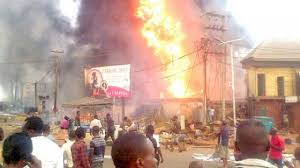Another Gas Explosion In Lagos