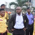 LASTMA Officer Commits Suicide, Stabs Lover In Lagos, See Why