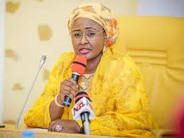 Read Aisha Buhari's Message To Nigerians After Her 'Medical Trip' To UAE