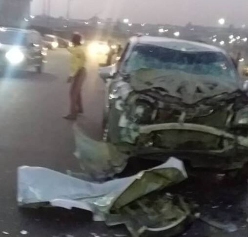 accident in lagos