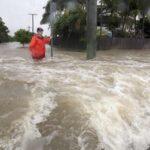 Heavy Floods Hit Greek Island, Cause Five Deaths.