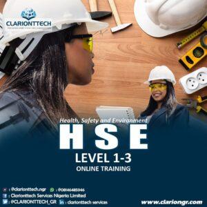 HSE Level 1-HSENations