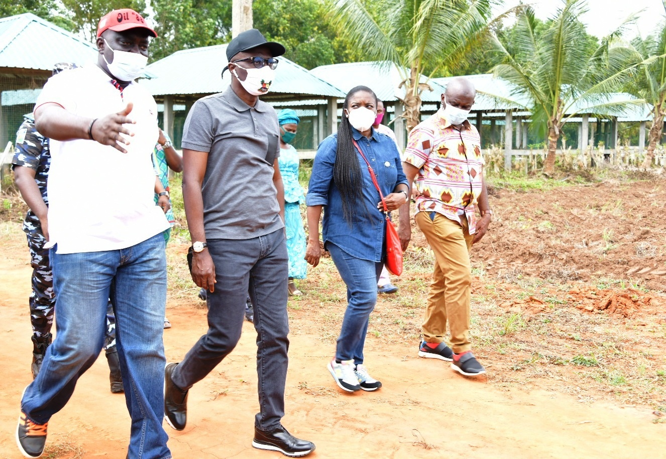 Sanwo-Olu To Revive Badagry Organic Farm To Boost Food Security