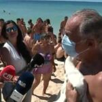 President Rescues Two Girls From Drowning (VIDEO)