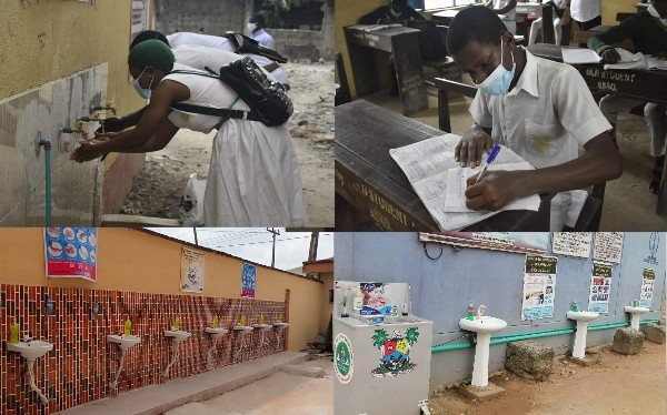 COVID-19 School Safety Compliance Across Nigerian States