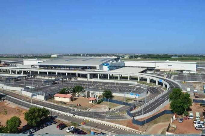 Ghana Internation Airport