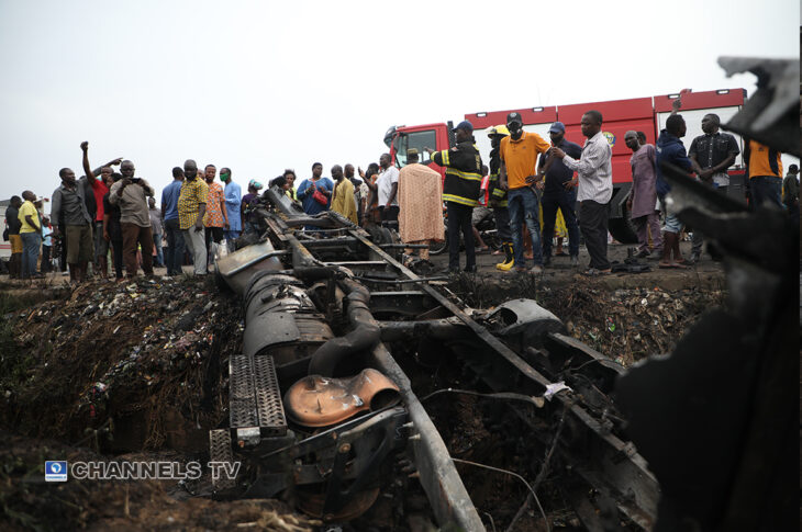 FACT CHECK: LASEMA Reveals Cause Of Ajuwon Explosion