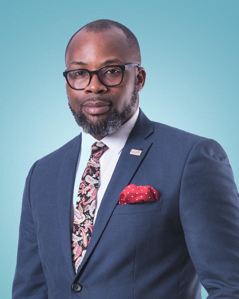 Dapo Omoade, CEO Hybrid Group