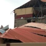 BREAKING: School Building Collapses in Lagos