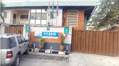 Hybrid Group, Ghana Office