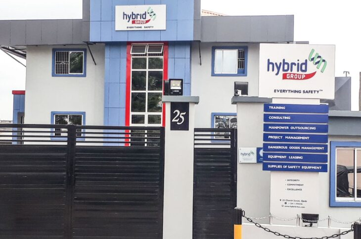 Hybrid Group, Lagos Head Office
