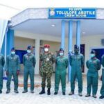 Nigerian Airforce Immortalize Lt. Tolulope Arotile