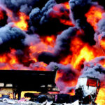 Breaking: Lagos State Has Lost 9 Billion Naira To Fire Incidents In 2020