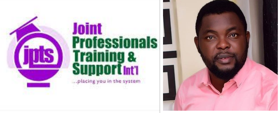 Dr Christopher Imumolen and Joint Professional Training & Support Internation (JPTS)