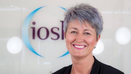 IOSH Chief Executive, Bev Messinger