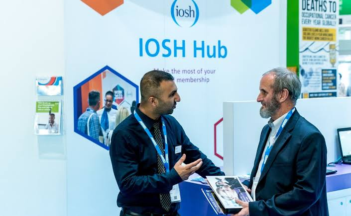 Pictures from the IOSH Hub
