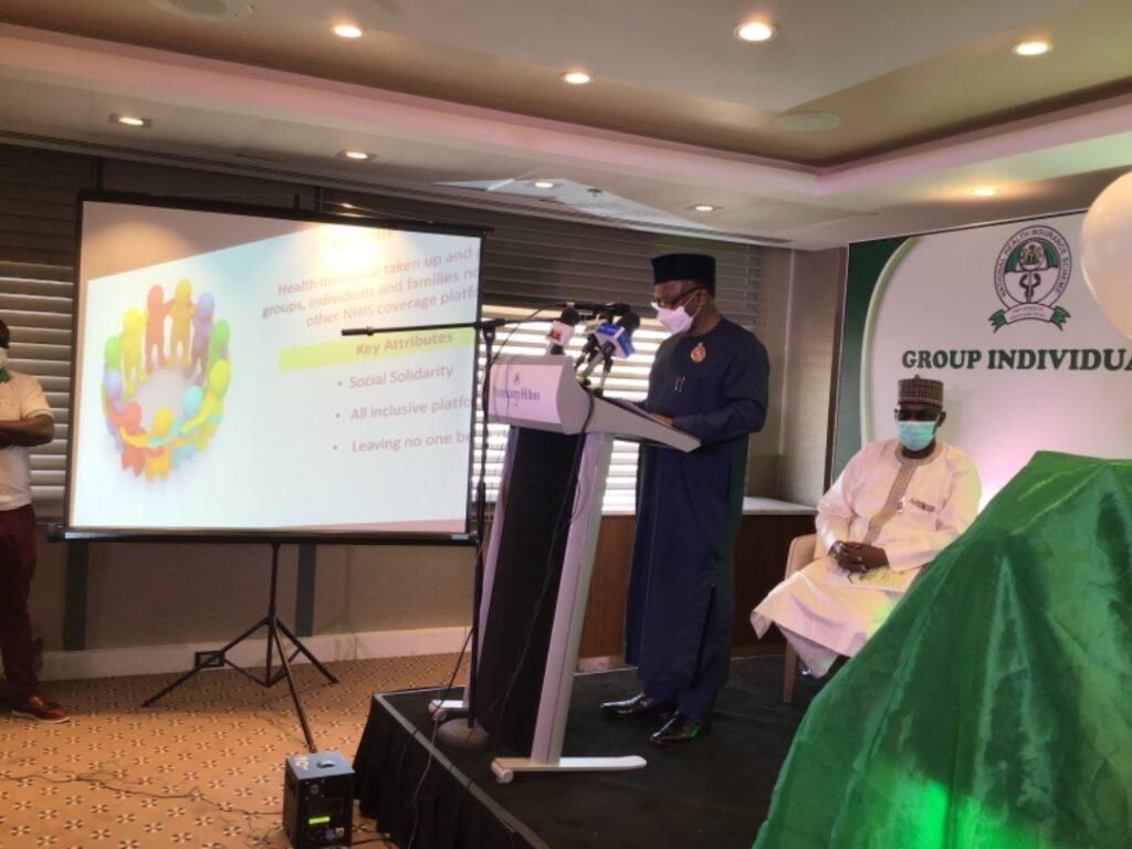 GIFSHIP: FG Launches New Health Insurance Scheme For Nigerians