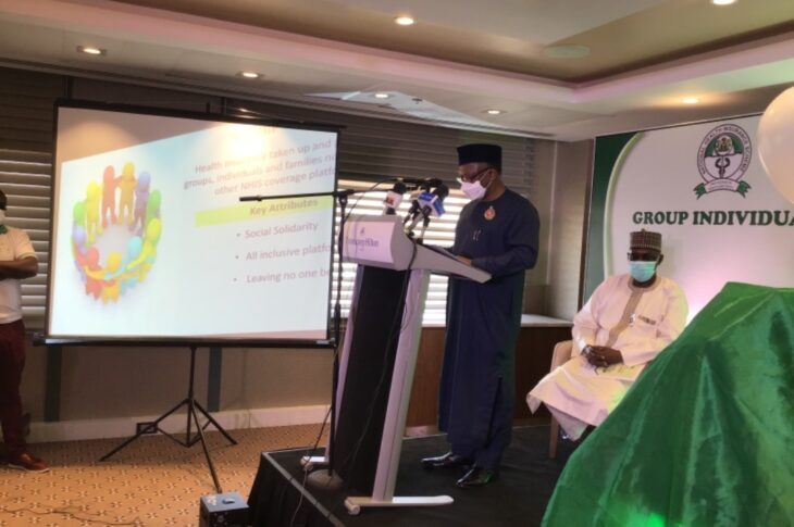 GIFSHIP: FG Launches New Health Insurance Scheme For Nigerians