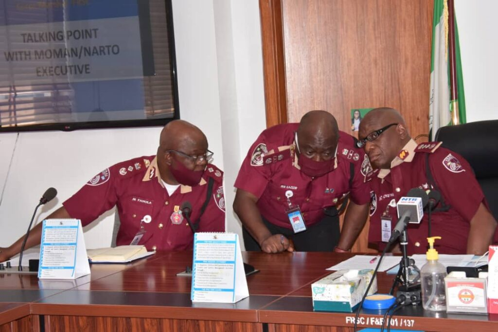 FG Takes Measures With Strategic Stakeholders Against Petroleum Tanker Crashes
