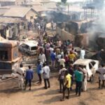 Massive Inferno Destroys Lives and Properties In Kwara
