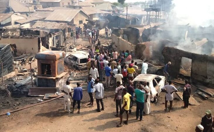 Accident in Kwara on Wednesday