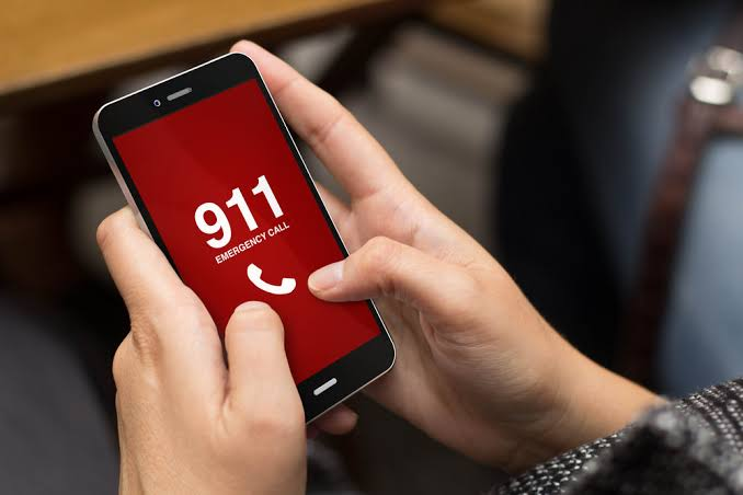 What happens it you dial 911 in Nigeria