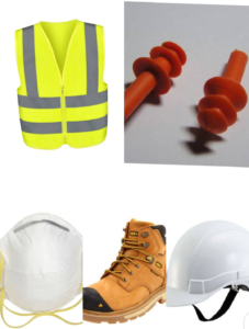 Type of PPE's HSE employers must provide for safety
