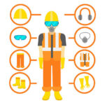When to and when not to use PPE during HSE operation