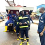 Safety precautions that help prevent spread of fire accidents