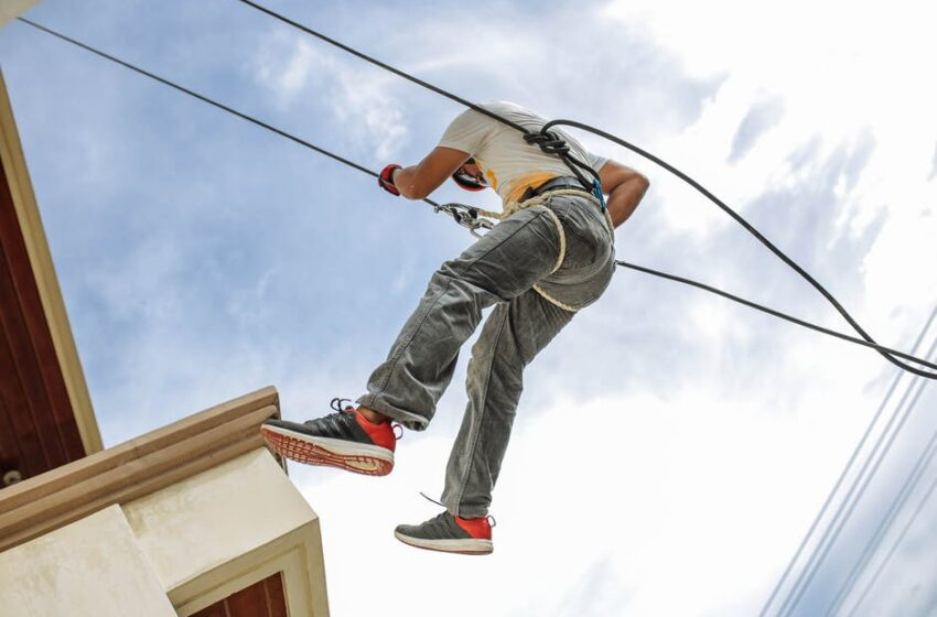 Safety harnesses and how to use them effectively